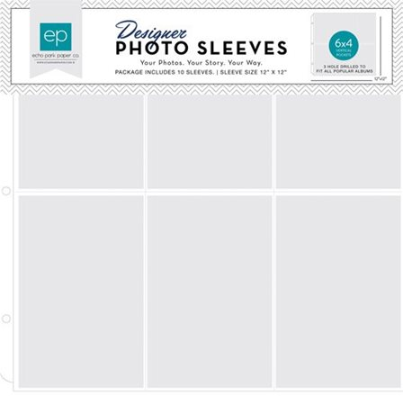 Photo Sleeves -