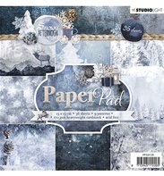 Paper Pad - Snowy Afternoon - 126