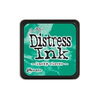 Mini Distress Pad - Lucky Clover