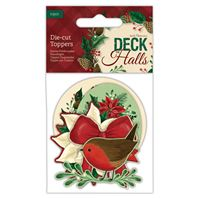 Die cuts - Deck the Halls