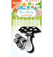 Clear Stamps - Champignons 2