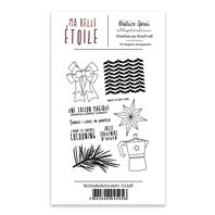 Clear Stamp - Ma belle étoile - 01