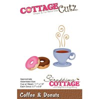 Cottage Cutz - Coffee & Donuts