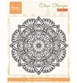Clear Stamps - Mandala