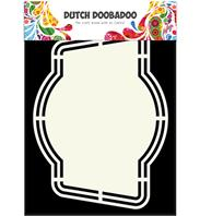 Dutch Shape Art - Label