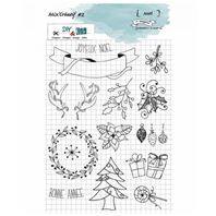 Clear Stamp - Mix creatif #2