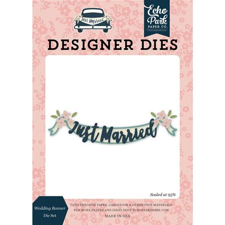 Designer dies - Wedding banner