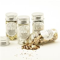 Golden Years - Pure Sheen Confetti 4 Packs