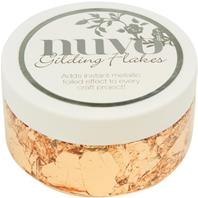 Gilding Flakes - Sunkissed Copper