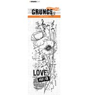 Clear Stamp - Grunge Collection - 404
