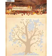 Classeur de gaufrage - Wonderful Autumn - 05