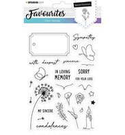 Clear Stamp - Favourites - Special Occasions- n°487