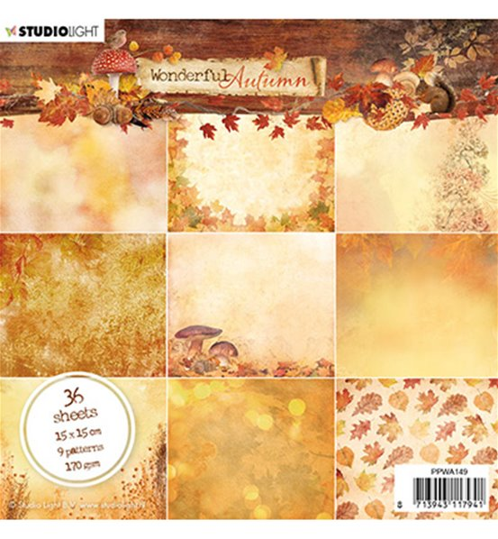Paper pad - Wonderful Autumn - 149