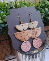 Die - Designer Dangles - Earring Card