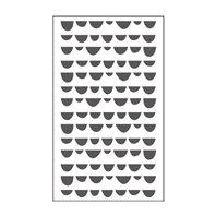 Mini Embossing Folder - Pebbles