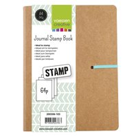 Journal Stamp Book - A4