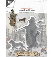 Die - Anton Pieck - Guard with dog
