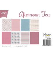 A4 Paper set - Afternoon Tea