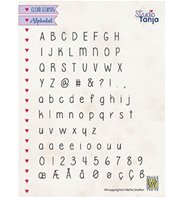 Clear Stamps - Alphabet Lars-2