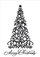 Embossing Folder - A4 - Sapin