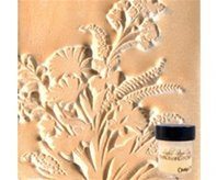 Embossing Powder - Orange Creamide