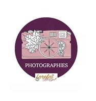 Badge - Miss Automne - Photographie