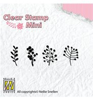Clear stamp - Berries