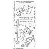 Clear Stamps - Jungle Gym
