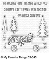Clear Stamps - Cool Christmas