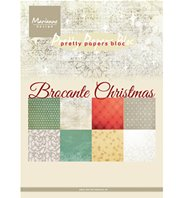 Papers Bloc - Brocante Christmas