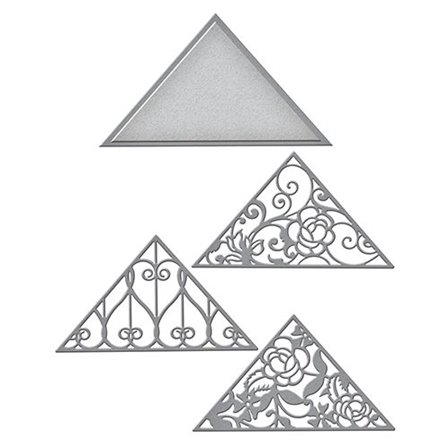 Die - Triangle Fretwork