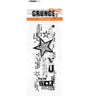 Clear Stamp - Grunge Collection - 411