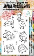 Clear Stamps - A6 - #346