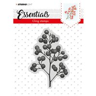 Cling Stamp - Essentials Christmas n°03