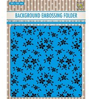 Embossing Folder - Background - Small Flowers