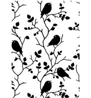 Embossing Folder - Tree with Birds