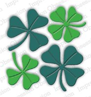 DIE - Shamrock Set