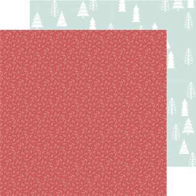 Papier - Peppermint Kisses - Holly Jolly