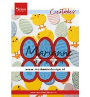 Creatables - Easter eggs