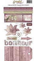 Etiquettes - Bloom - Beau moment