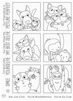 Clear stamps - Picture Perfect
