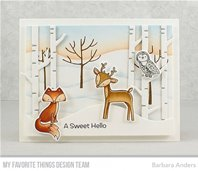 Clear Stamps - Friends in the Forest