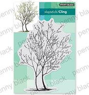 Cling Stamp - Trees in bud