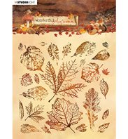 Clear Stamp - Wonderful Autumn - n°483