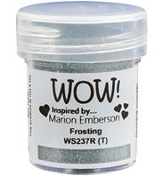 WOW! Embossing Powder - Frosting