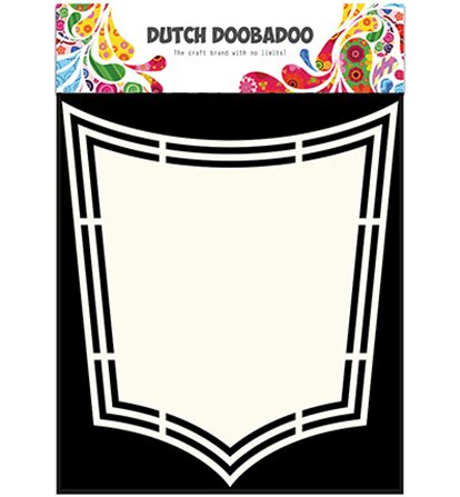 Dutch Shape Art - Shield