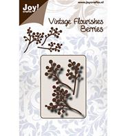 Vintage Flourishes - Berries