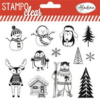 Stampo Clear - Noël