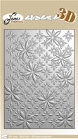 3D Embossing Folder - Daisies
