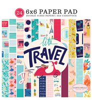 Paper Pad - Let's Travel